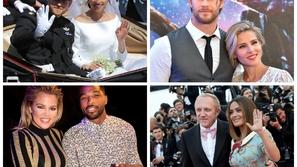 صور: حكايات المشاهير مع زواج الصالونات.. لن تصدق أن زواجهم تقليدي