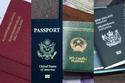 ألوان جوازات السفر عالميا