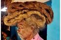 صور: رجل هندي لم يقص أو يغسل شعره منذ 40 عامًا.. هكذا أصبحت هيئته