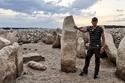 اكتشاف نصب ستونهنج التاريخي في إسبانيا
