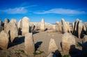 الجفاف يكشف نصب تاريخي في إسبانيا بعد اختفاءه لأكثر من 50 سنة