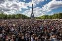 باريس: احتجاج في متنزه لو شامب دي مارس