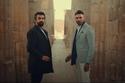 أحمد عز وكريم عبدالعزيز ظهرا سويًا في إعلان لشركة WE