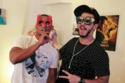 شاهد: محمد رمضان وسعد لمجرد يشوقان الجمهور لأغنيتهما الجديدة