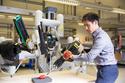 2. مهندس الروبوتات - Robotics engineer