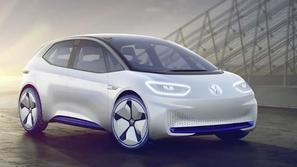 صور وفيديو: فولكس فاجن تكشف عن سيارتها الكهربائية الجديدة الرخيصة