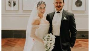 صور: حفل زفاف الفنان التركي علي آتاي و
