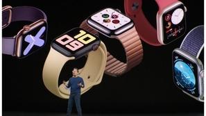صور: آبل تكشف عن الجيل الجديد من ساعتها Apple Watch Series 5