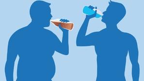 مشروب سحري يساعد على خسارة الوزن الزائد بسرعة