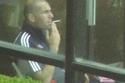 زين الدين زيدان أسطورة منتخب فرنسا ولاعب ريال مدريد السابق ومدربه