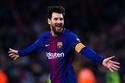 40 هدف بقميص برشلونة، و4 أهداف بقميص منتخب الأرجنتين