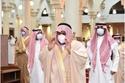 أمراء المناطق في السعودية يتقدمون صلاة الاستسقاء