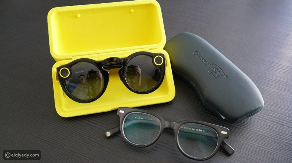 نظارات جديدة متطورة للواقع المعزز قادمة من سناب وهذا ما نعرفه عنها