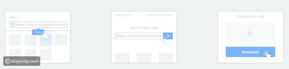save from net: طريقة تحميل الفيديوهات من يوتيوب وفيسبوك وتيك توك