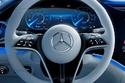 عدادات سيارة مرسيدس EQS 2022