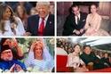 أجمل صور زعماء وقادة العالم مع زوجاتهم الفنانات وملكات الجمال