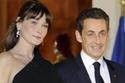 وفي عام 2007، جمعها حفل عشاء مع الرئيس الفرنسي آنذاك، نيكولا ساركوزي،
