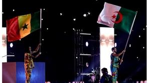 صور: حفل ختام كأس أمم أفريقيا بحضور رئيس مصر والجزائر وفيفا