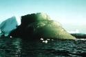 اكتشاف سر الجبال الجليدية الخضراء في قارة أنتاركتيكا