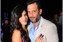 الفنان ماجد المصري وزوجته