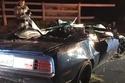لقطات من موقع الحادث الذي أصيب فيه الممثل الأمريكي كيفين هارت 1