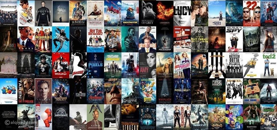 أشهر الأفلام في تاريخ السينما