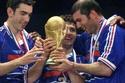 شارك زيدان مع المنتخب الفرنسي في 3 بطولات لكأس العالم