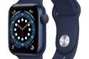 ساعة Apple Watch Series 6 الذكية