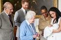 الملكة تستقبل أحدث أفراد عائلتها
