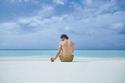 محمد صلاح يستمتع بإجازته في المالديف 2