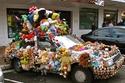 سيارة ديزني لاند
