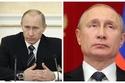 وهكذا بدى بوتين في تحدي السنوات العشر