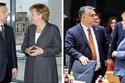 صور: كيف بدى زعماء العالم في تحدي السنوات العشر