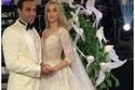 صور وفيديو: حفل زفاف الفنان أحمد فهمي وهنا الزاهد