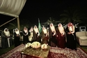 لقطات من حفل عقد قران الأميرة حصة بنت سلمان بن عبدالعزيز