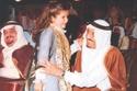 عقد قرن الابنة الوحيدة للملك سلمان بن عبدالعزيز