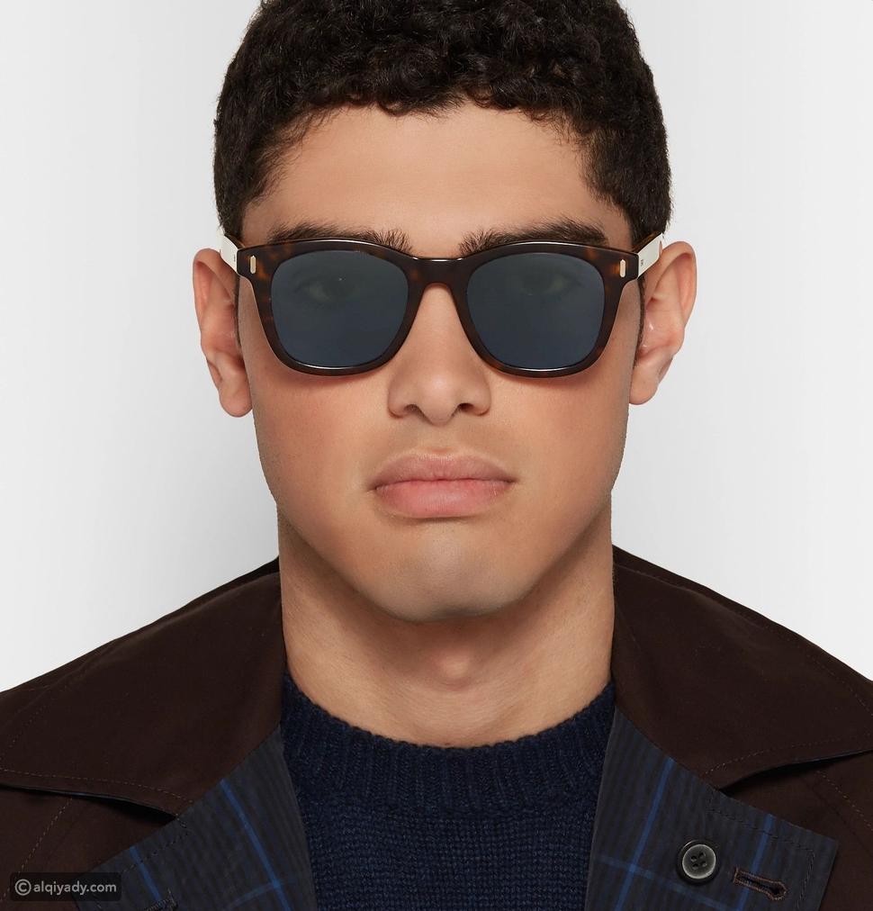 نظارة شمسية: أهميتها وأبرز الأنواع للرجال