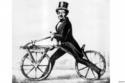 نموذج مبكر من الدراجات