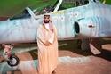 صور وفيديو: الأمير محمد بن سلمان يُدشن أول طائرة تدريب عسكرية سعودية