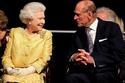 الأمير فيليب والملكة إليزابيث الثانية