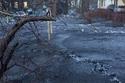 ثلوج سوداء تساقطت على منطقة كيميروفو الواقعة في إقليم سيبيريا 2