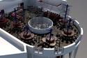 فيديو وصور: مطعم إلكتروني في أبو ظبي
