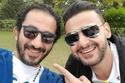 أحمد حلمي ورامز جلال