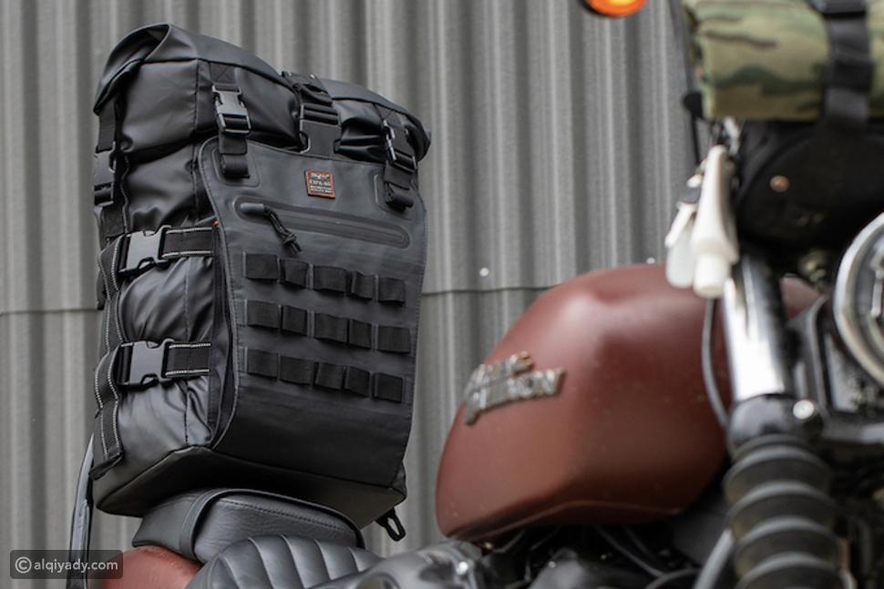 12 حقيبة ظهر للدراجات النارية: انطلق على الطريق بأمان