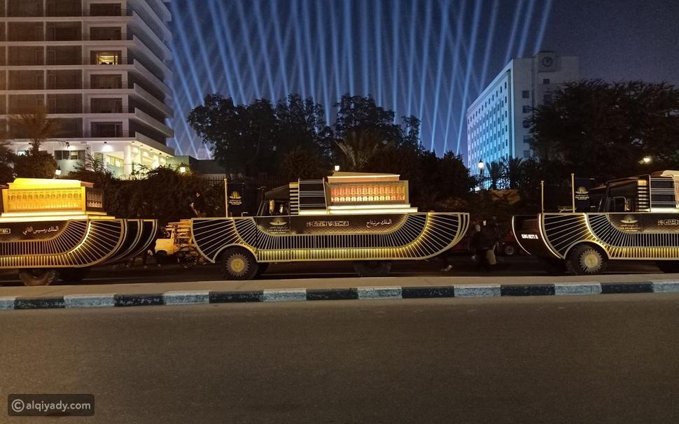 ليست الأولى: رحلة نقل المومياوات الملكية في المتاحف المصرية