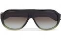 نظارة رجالية باللون البني الغامق