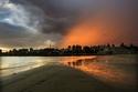 10- أحد الشواطئ في أوروغواي