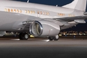 محركات طائرة 737