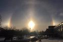 صور: ظهور 3 شموس في سماء مدن أمريكية.. ماذا تعرف عن الشمس الكاذبة؟