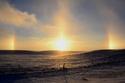 ما هي معلوماتك عن ظاهرة الشمس الكاذبة؟ 2